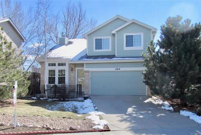 Westminster Single Family Home Active: 10616 Kipling Way
