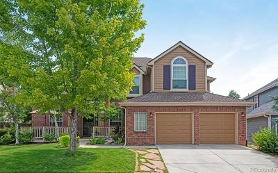 Highlands Ranch Single Family Home Active: 9252 Millcreek Court