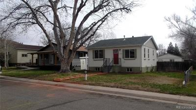 Englewood Single Family Home Active: 3240 South Corona Street