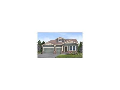 Parker Single Family Home Active: 11701 Jacobsen Street