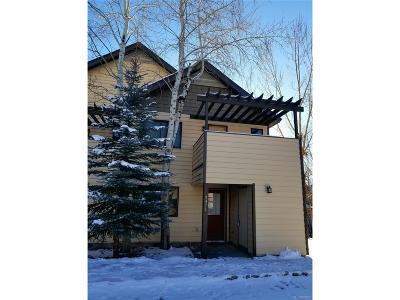 Steamboat Springs Condo/Townhouse Under Contract: 3471 Sunburst Court