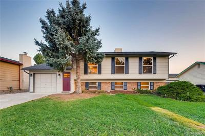 Thornton Single Family Home Active: 3148 East 99th Way