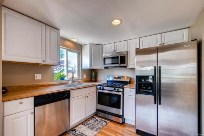 Aurora, Denver Single Family Home Under Contract: 1666 Chester Street