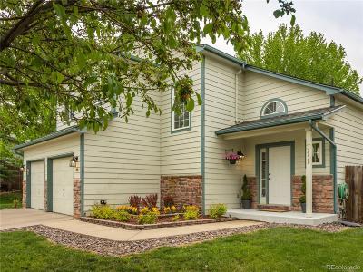 Longmont CO Single Family Home Active: $435,000