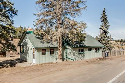 Conifer Single Family Home Sold: 10501 Highway 73