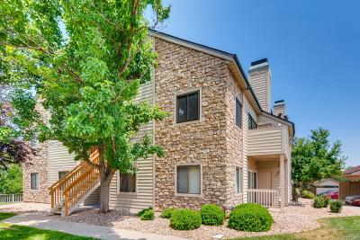 Littleton Condo/Townhouse Under Contract: 7379 South Gore Range Road #202