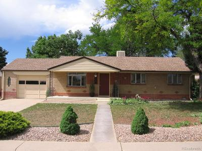 Commerce City Single Family Home Active: 5681 East 67th Avenue