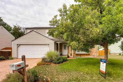 Single Family Home Active: 15838 East Ford Place