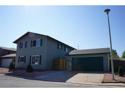Westminster Single Family Home Active: 9320 Ingalls Street