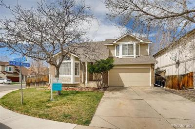 Broomfield Single Family Home Active: 12131 Deerfield Way
