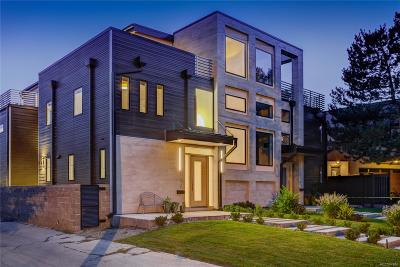 Cherry Creek Condo/Townhouse Active: 3710 East 5th Avenue