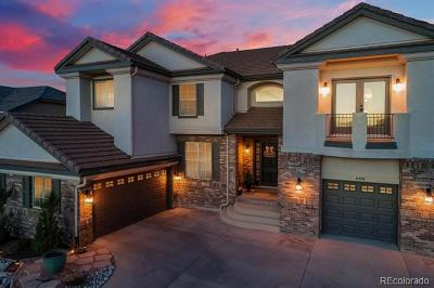 Parker Single Family Home Under Contract: 11389 Canterberry Lane