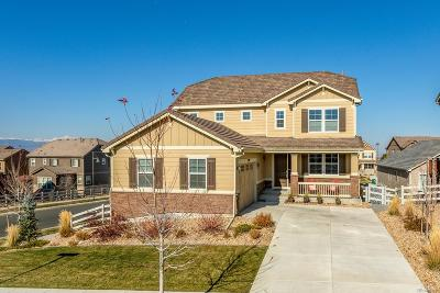 Broomfield Single Family Home Under Contract: 3393 Princeton Place