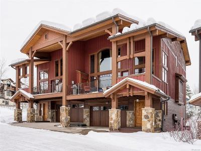 Steamboat Springs CO Condo/Townhouse Active: $1,595,000