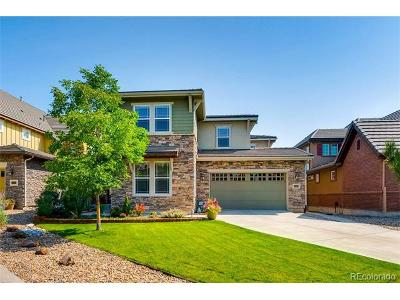 Highlands Ranch CO Single Family Home Active: $849,900