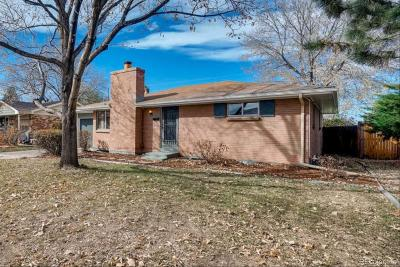 Broomfield Single Family Home Under Contract: 1105 West 8th Avenue Drive