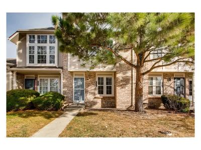 Littleton Condo/Townhouse Active: 9667 West Chatfield Avenue #C