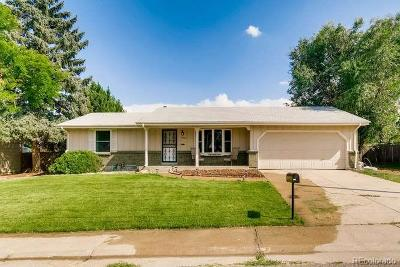Arvada Single Family Home Active: 6854 West 76th Place