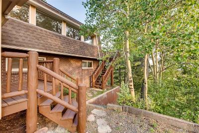 Conifer Single Family Home Under Contract: 11796 Leavenworth Drive