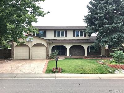 Aurora Single Family Home Active: 11408 East Colorado Drive