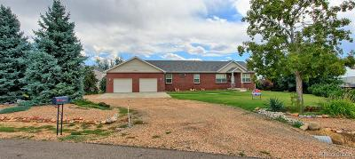 Broomfield Single Family Home Under Contract: 14542 Homestead Place