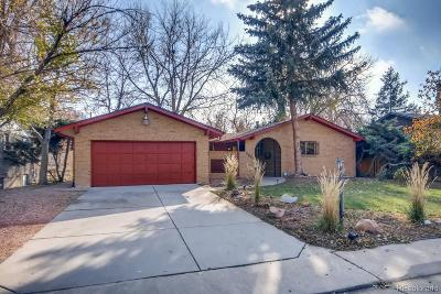 Wheat Ridge Single Family Home Active: 6890 West 32nd Place
