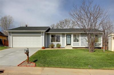 Arvada Single Family Home Under Contract: 6649 Ingalls Street