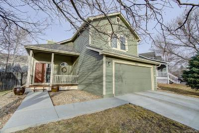 Douglas County Single Family Home Active: 19057 East Molly Avenue