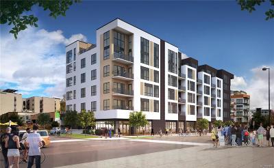 Denver Condo/Townhouse Active: 1735 Central Street #208