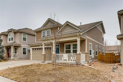 Castle Rock CO Single Family Home Active: $394,990