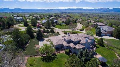Niwot Single Family Home Under Contract: 8277 Cattail Drive
