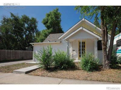 Loveland Single Family Home Active: 1101 Monroe Avenue