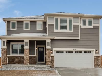 Single Family Home Active: 17166 Navajo Street