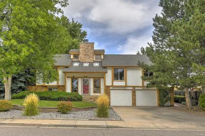 Broomfield CO Single Family Home Sold: $480,000