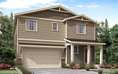 Meadows, The Meadows Single Family Home Under Contract: 3474 Swabuck Place
