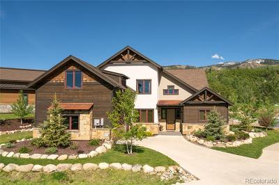 Steamboat Springs Single Family Home Active: 1254 Clubhouse Circle