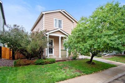 Thornton Single Family Home Under Contract: 10127 Forest Court