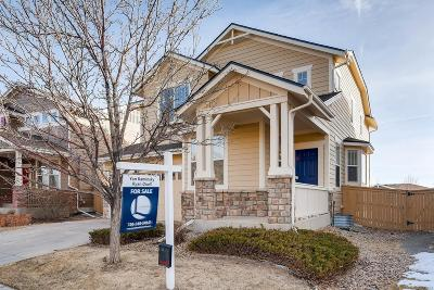 Highlands Ranch Single Family Home Under Contract: 3173 Windridge Circle