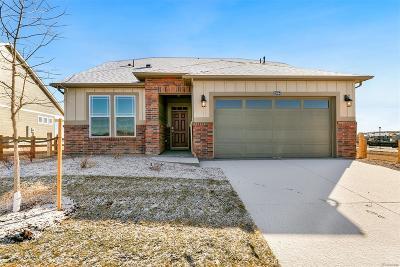 Thornton Single Family Home Active: 15644 Syracuse Way