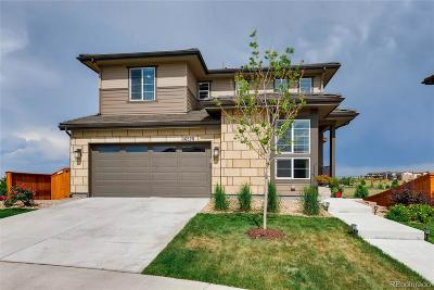 Parker Single Family Home Under Contract: 14220 Touchstone Point