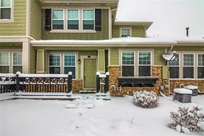 Broomfield Condo/Townhouse Under Contract: 3751 West 136th Avenue #C4