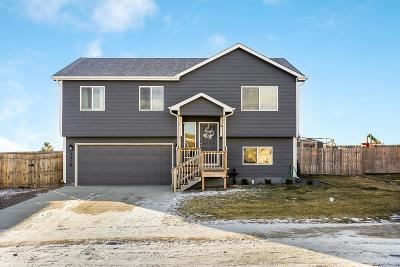 Greeley Single Family Home Active: 4816 Everest Place