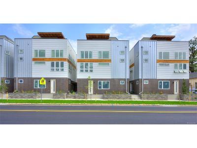 Denver CO Single Family Home Active: $548,035