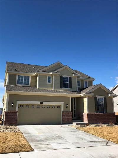 Thornton Single Family Home Active: 7212 East 133rd Circle