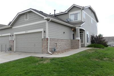 Centennial Condo/Townhouse Under Contract: 20465 East Quincy Drive