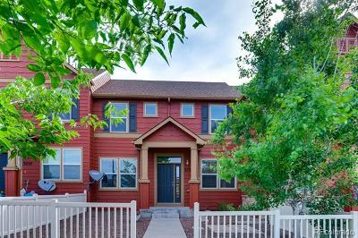 Castle Rock Condo/Townhouse Active: 3735 Tranquility Trail