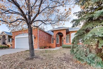 Highlands Ranch Single Family Home Under Contract: 11 Tamerlain Court