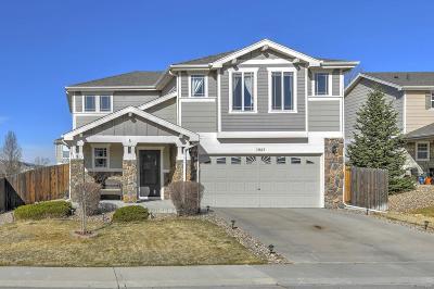 Thornton Single Family Home Active: 13825 Lilac Street