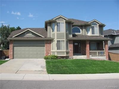 Highlands Ranch Single Family Home Active: 9657 Bellmore Place