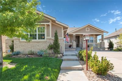 Aurora Single Family Home Under Contract: 21857 East Otero Place